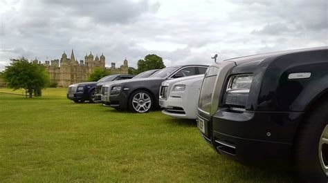 largest rolls royce this is the largest gathering of rolls royces in the world