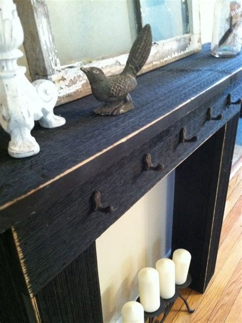 Hanging Without Fireplace by Make Your Own Mantel Hanging