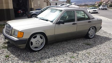 lowered mercedes 190e lowering suspension 190e 2 6 mercedes forum