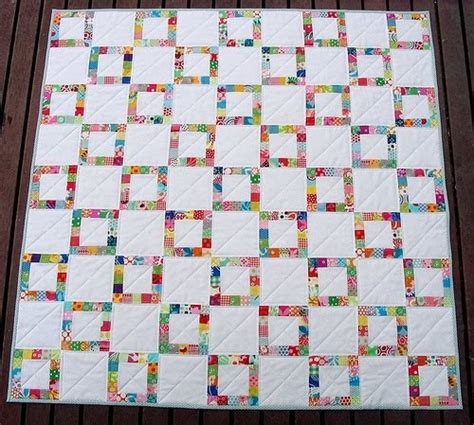 Quilt Border Tutorial by Freebies For Crafters Pepper Quilts Tutorial For A