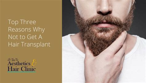 Is It Worth It To Get A Top 20 Mba by Top Three Reasons Why Not To Get A Hair Transplant