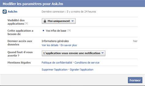 askfm facebook supprimer un compte ask fm comment supprimer