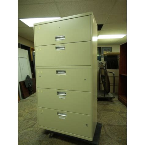 5 drawer locking lateral file cabinet hon beige 5 drawer lateral file cabinet flip front top