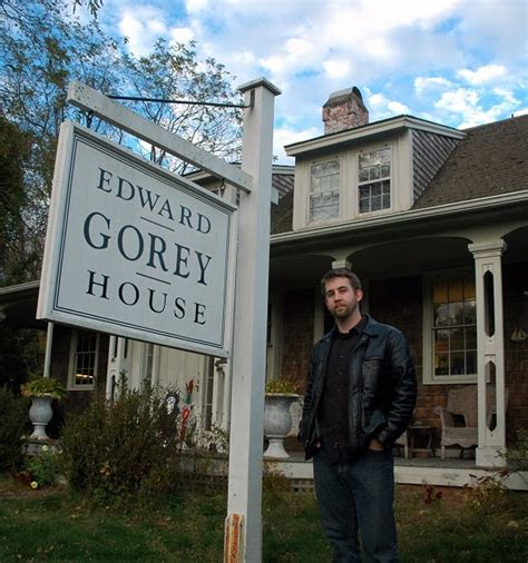 Edward Gorey House by Otis Things I Ve Seen The New Grimpendium