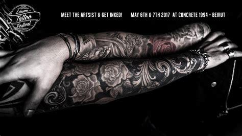 Ali Harb Tattoo | lebanon s first tattoo festival blog baladi