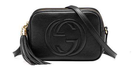 One Bag, Two Ways: Gucci Soho Disco Bag in Black   PurseBlog