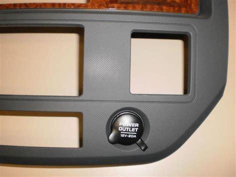 ram truck radio buy dodge ram truck dash bezel with navigation din