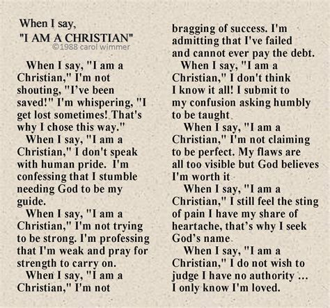 who god says you are a christian understanding of identity books religious poems and quotes quotesgram