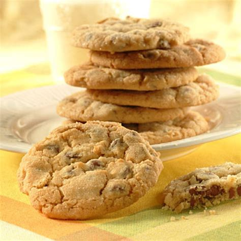 old fashioned peanut chocolate chip cookies recipe