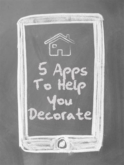 apps for decorating your home home decorating iphone andoird apps yay for the home