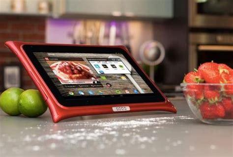 nouvelle tablette de cuisine qooq android le multim 233 dia