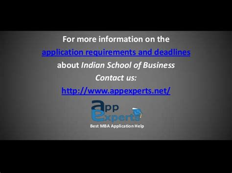 Isb Mba Apply by Indian School Of Business Essay Topics Deadline