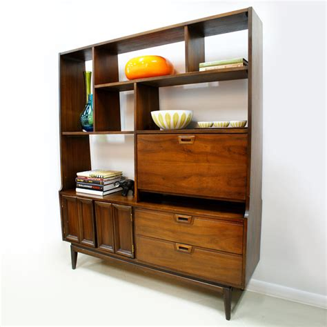 mid century modern wall unit the modern historic