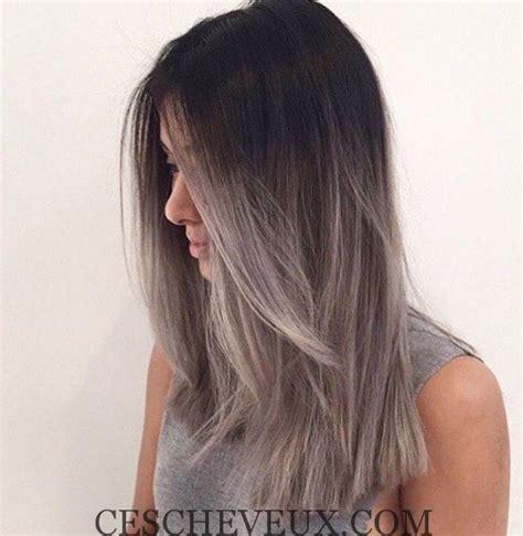 25 id 233 es trendy ombre couleur de cheveux pour 2016