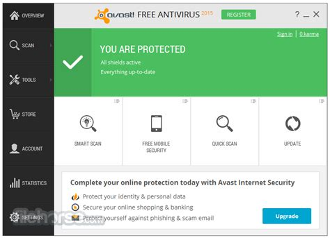 avast free antivirus crack full version 2015 avast free antivirus 10 0 2208 user rating crack software