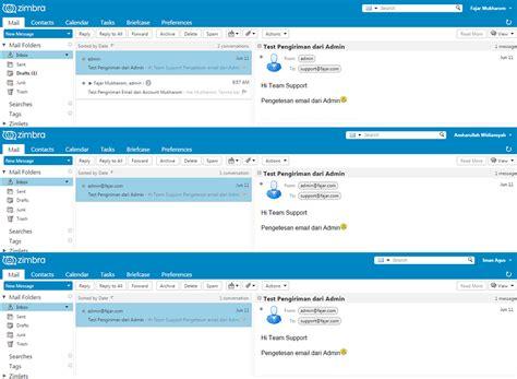 membuat email di zimbra membuat distribution list di zimbra fajar blog