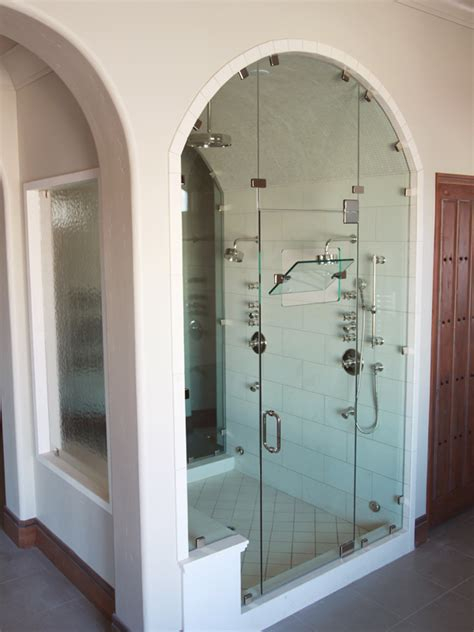 Steam Shower Doors Glass Elite Glass Mirrors Las Vegas Glass Company Shower Enclosures