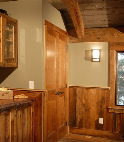 wall half wood panels designing against the grain reclaimed paneling equals environmental health