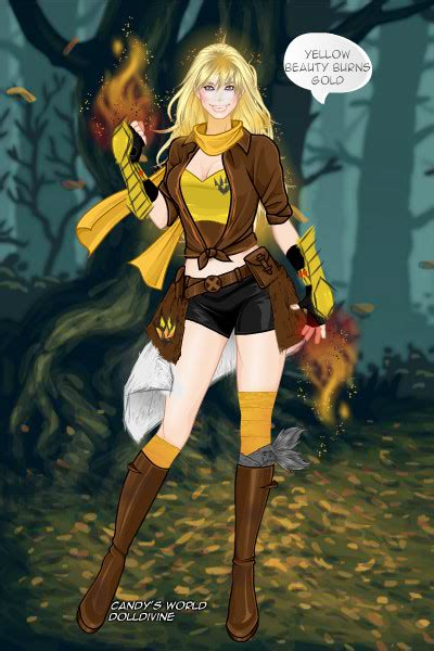 Azalea Salem Dress rwby yang xiao by dotattack