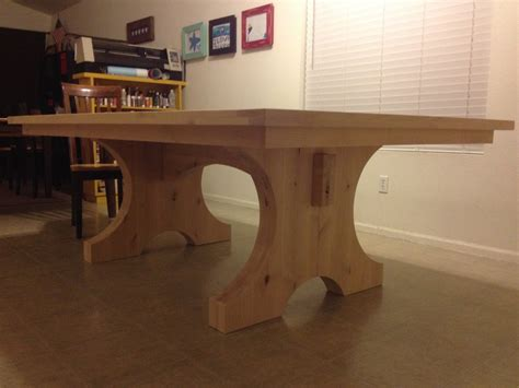 knotty alder dining table  deerslayer  lumberjocks