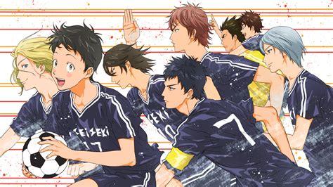 days anime days anime seiseki soccer team wallpaper 10305