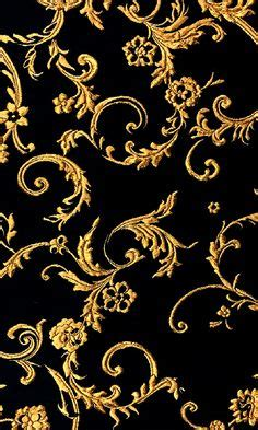 golden pattern history baroque textiles because of its flamboyant gold pattern