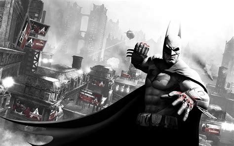 Arkham City batman arkham city wallpapers hd wallpaper cave