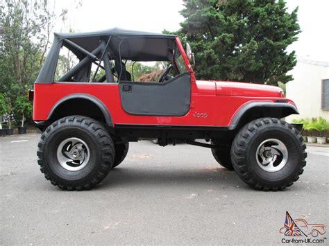 jeep cj7 renegade jeep cj7 renegade in canterbury vic