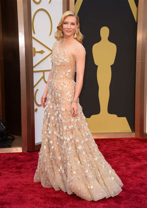 Oscars Carpet Cate Blanchett by Oscars Best Dressed Carpet 2014
