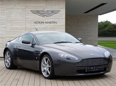 used aston martin used 2007 aston martin vantage coupe manual for sale in