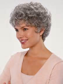 best perm for gray hair gray hair and perms short hairstyle 2013