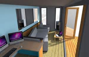 Container Home Design Uk by Shipping Container Homes 40ft Shipping Container Home