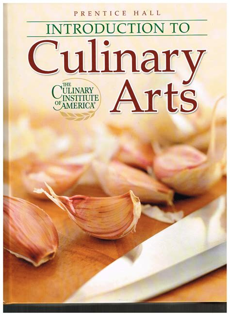 introduction to art textbooks edci 356 cpi culinary arts