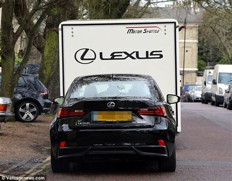 Lexus Singer Jude Treats Phillipa Coan To A New Lexus
