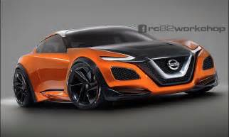 z new car next z car and crossover concepts