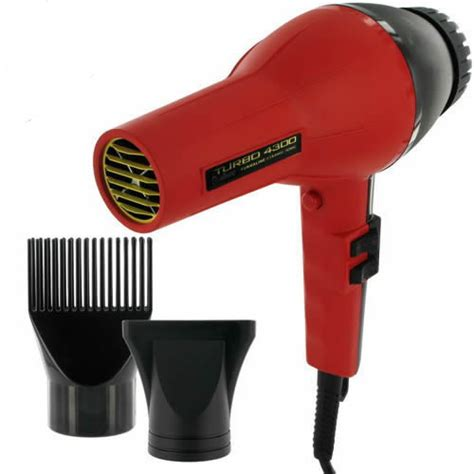 Turbo Hair Dryer turbo 4300 dryer tourmaline ceramic ionic