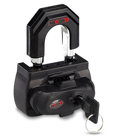 Car Lock Types by Gaadikart Autocop U Type Car Gear Lock For Maruti Wagon R