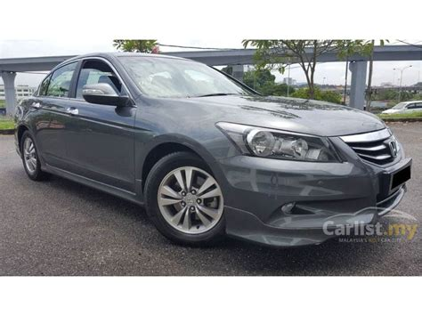 all car manuals free 1999 honda accord seat position control honda accord 2012 vti l 2 0 in kuala lumpur automatic sedan black for rm 67 800 4020755