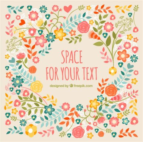 cute wallpaper vector free download cute floral background vector free download