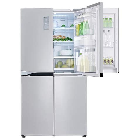 Freezer Lg lg gmm916nshv multi door fridge freezer lg from