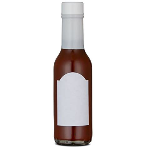 Quality Label Company Woozy Bottle Labels 120 Blank Hot Sauce Labels Perfect Size For 5oz Sauce Bottle Label Template