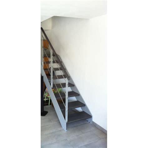 Escalier Droit Metal by Escalier Droit Limon Metal