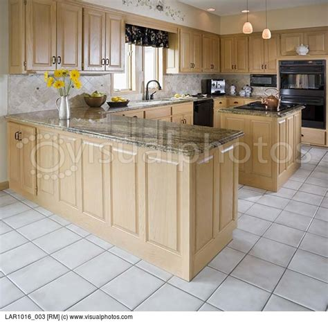 homeofficedecoration kitchen white cabinets tile floor