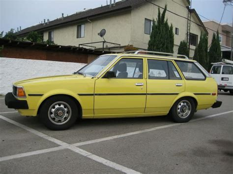 1983 Toyota Corolla Station Wagon 36 Best Images About Corolla Generation On