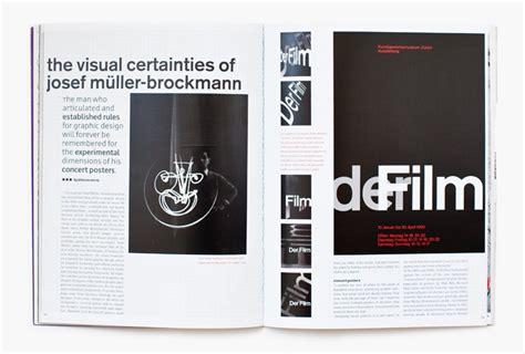 layout design com magazines gt etapes gt features