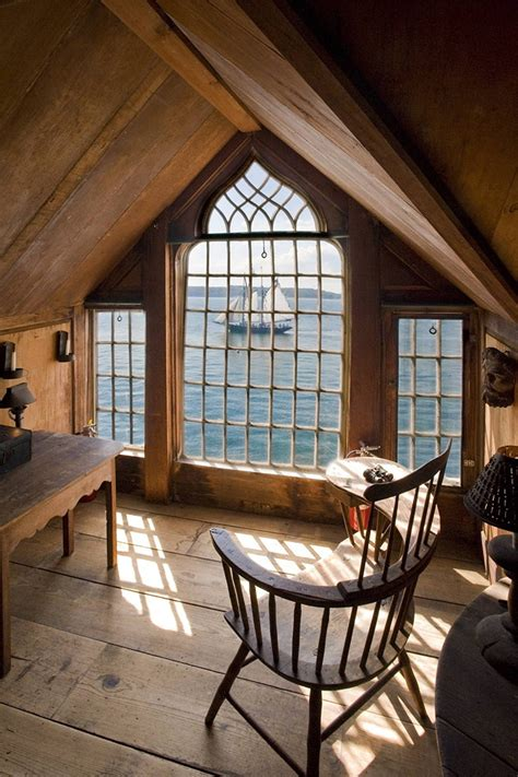 attic space beautiful attic room with cape cod view