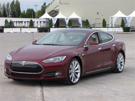 Tesla Model S 2012 Price 2012 Tesla Model S Pricing Specs Released