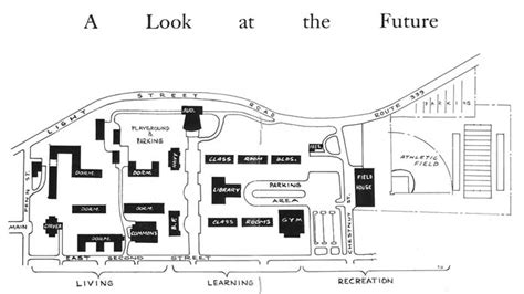 Floor Plan Presentation a history of the campus and master planning at bloomsburg