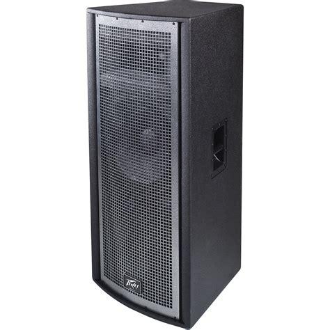 home audio speaker cabinets peavey qw 4f 2 way cabinet speaker 00571150 b h photo video