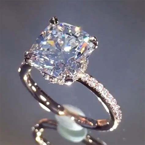 25 best ideas about cushion cut on engagement